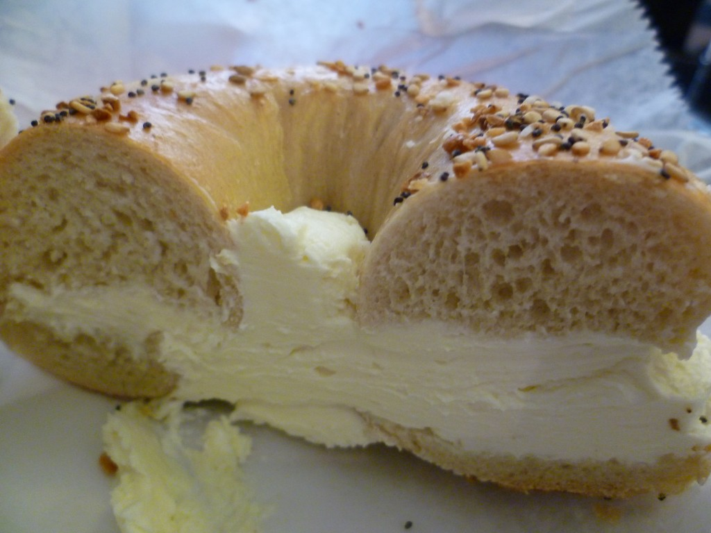 ONE TAL OF A BAGEL (Tal Bagels) | Eat This NY