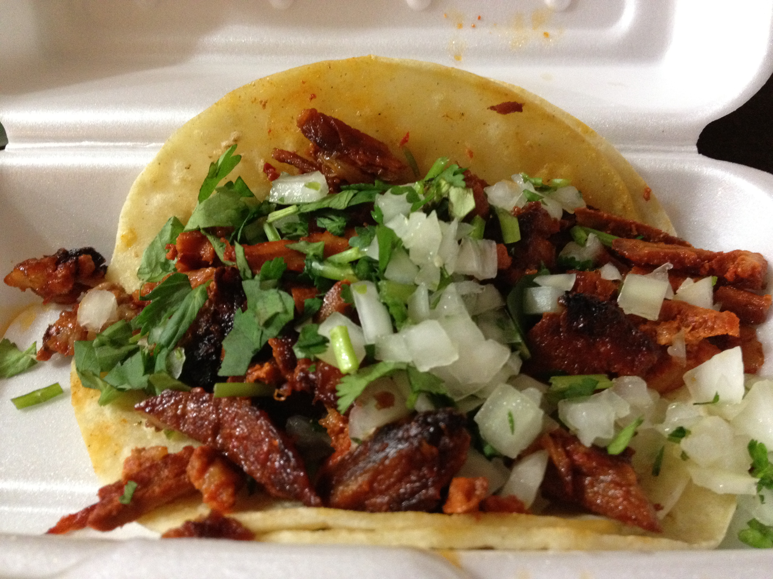 38 – AL PASTOR TACOS at TACO MIX | Eat This NY