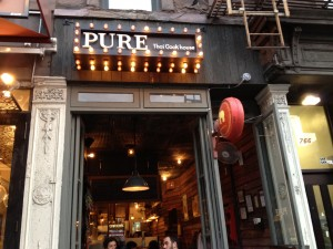 pure thai cookhouse 766 ninth avenue between 51st and 52nd street