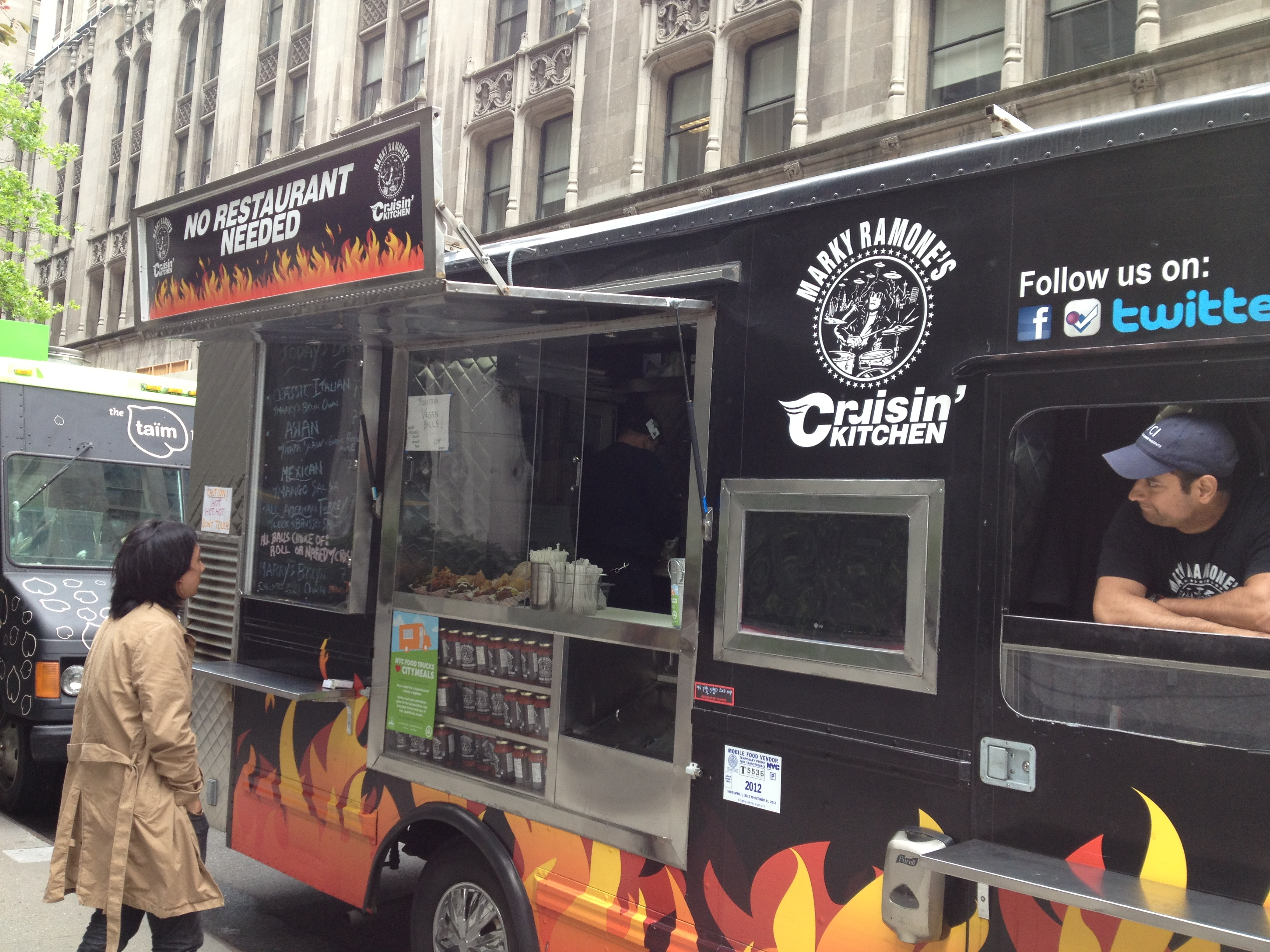 More New Food Trucks Hitting The Streets Every Day Hallelujah Truck