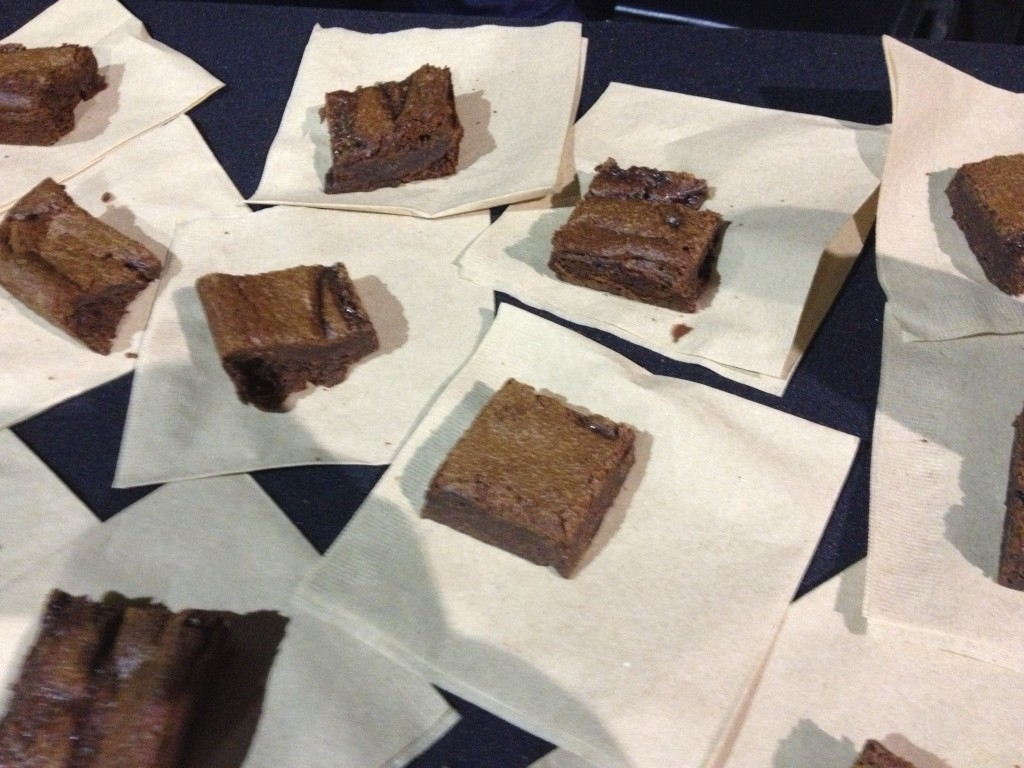 Robicelli's Brownies at CHOICE EATS