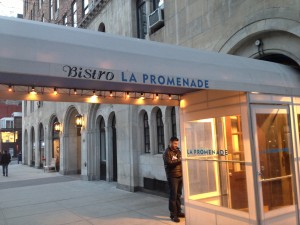 BISTRO LA PROMENADE, 461 West 23rd Street (between Ninth and Tenth Avenue), Chelsea