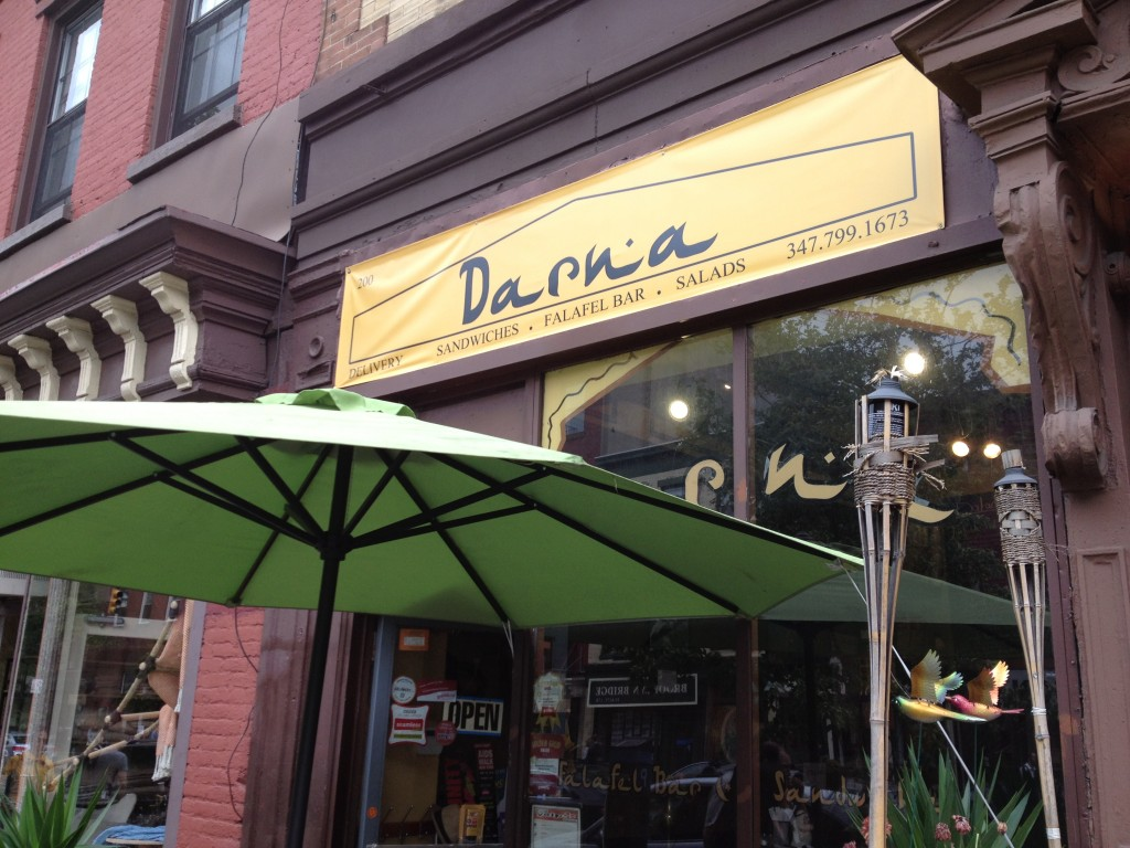 DARNA FALAFEL, 200 Court Street (between Warren and Wyckoff Street), Cobble Hill, Brooklyn
