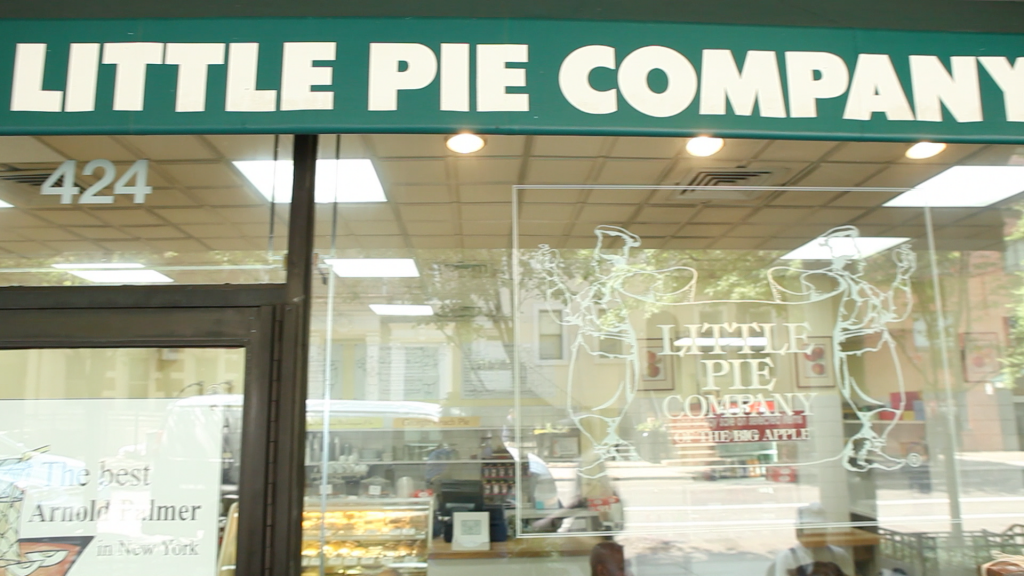 LITTLE PIE COMPANY, 424 West 43rd Street (between Ninth and Tenth Avenue), Hell's Kitchen