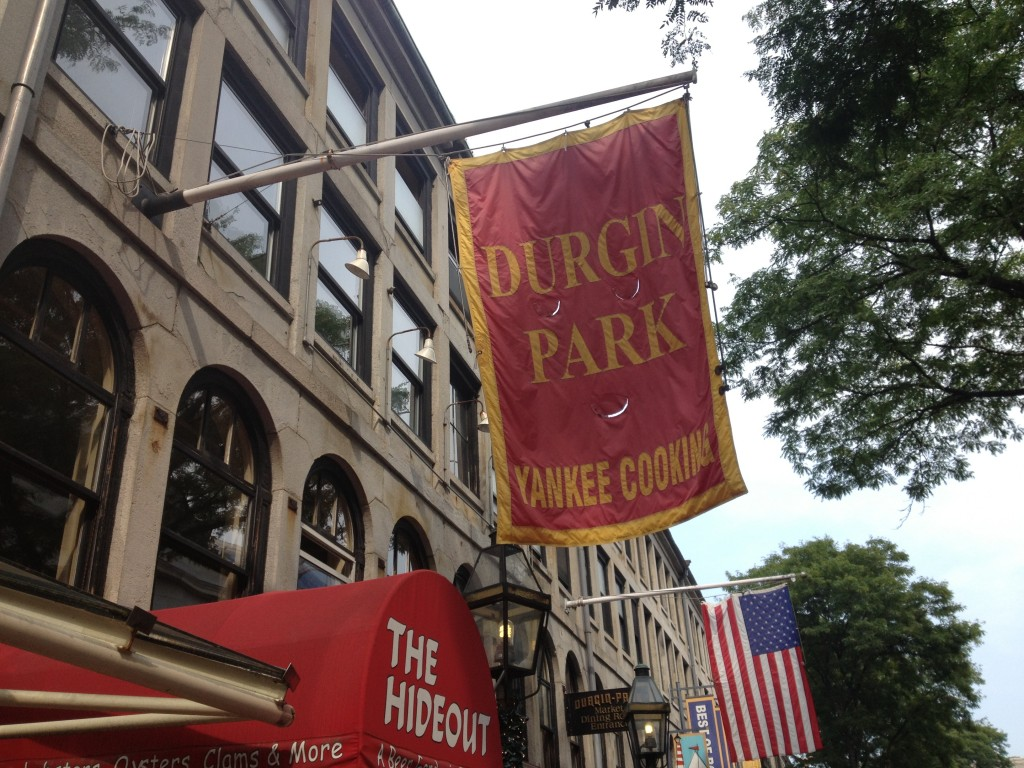 DURGIN PARK, 4 South Market Street, Fanueil Hall Marketplace, Boston, Massachussetts