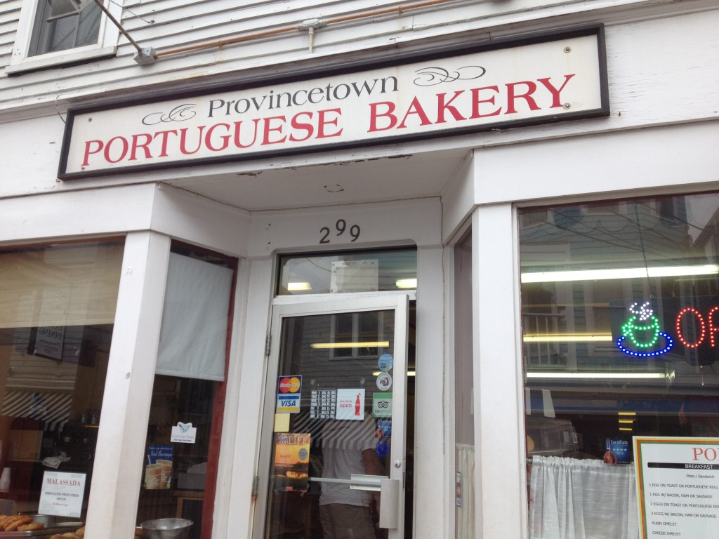 PROVINCETOWN PORTUGUESE BAKERY, 299 Commercial Street (between Ryder Street and Smalls Court), Provincetown, Massachusetts