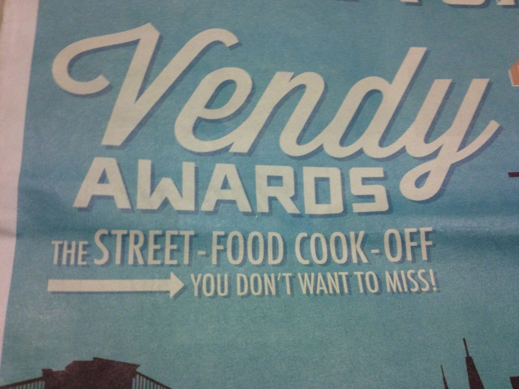 VENDY AWARDS 2013