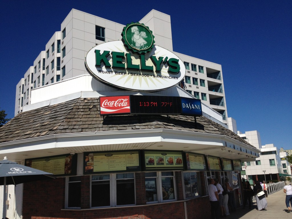KELLY'S ROAST BEEF, 410 Revere Beach Boulevard, Revere, Massachusetts