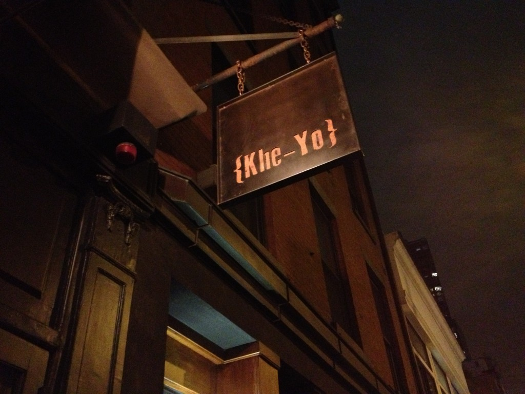 KHE-YO, 157 Duane Street (between Hudson Street and West Broadway), Tribeca