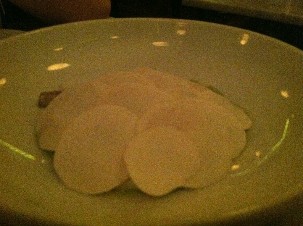 Ricotta Dumplings at ESTELA