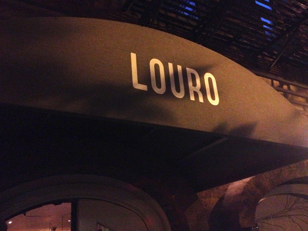 LOURO, 142 West 10th Street (between Waverly Place and Greenwich Avenue), West Village