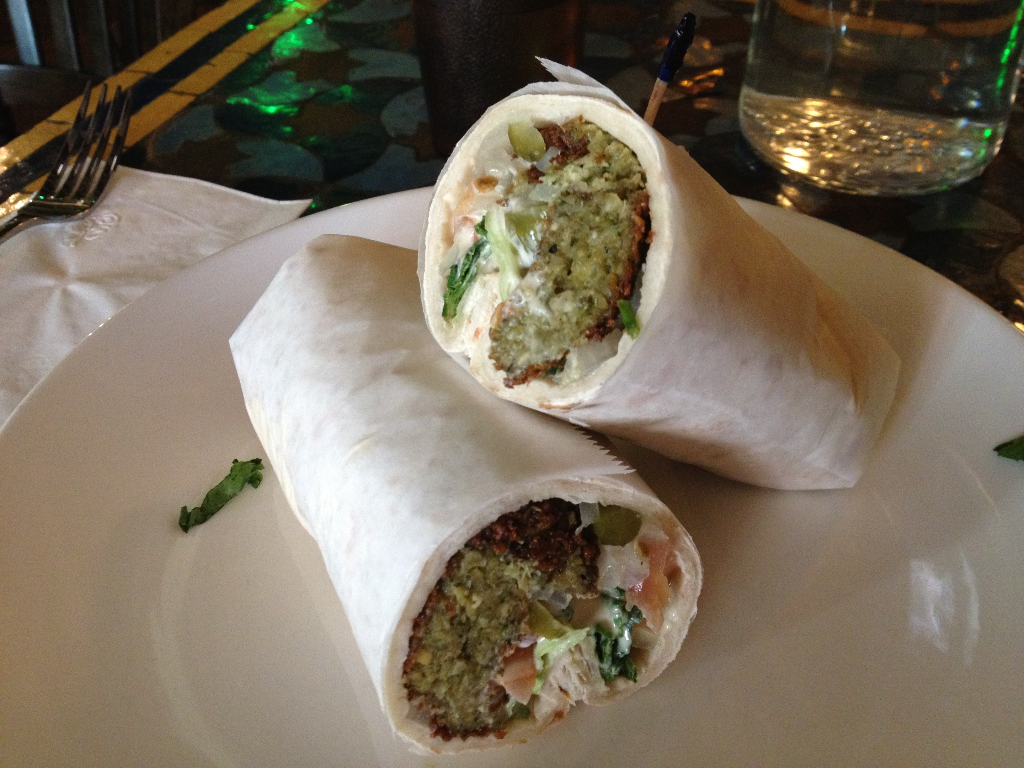 Falafel review zaytoons eat this ny for Alfanoose middle eastern cuisine