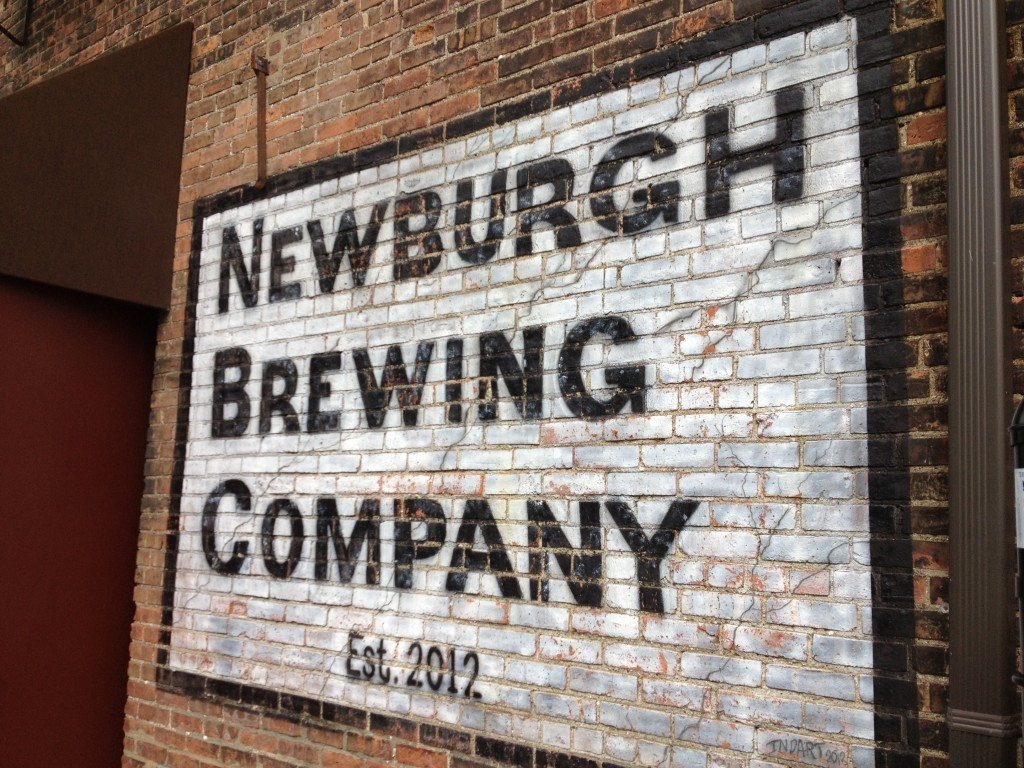 NEWBURGH BREWING COMPANY, 88 Colden Street (between Washington and South William Street), Newburgh, Westchester County