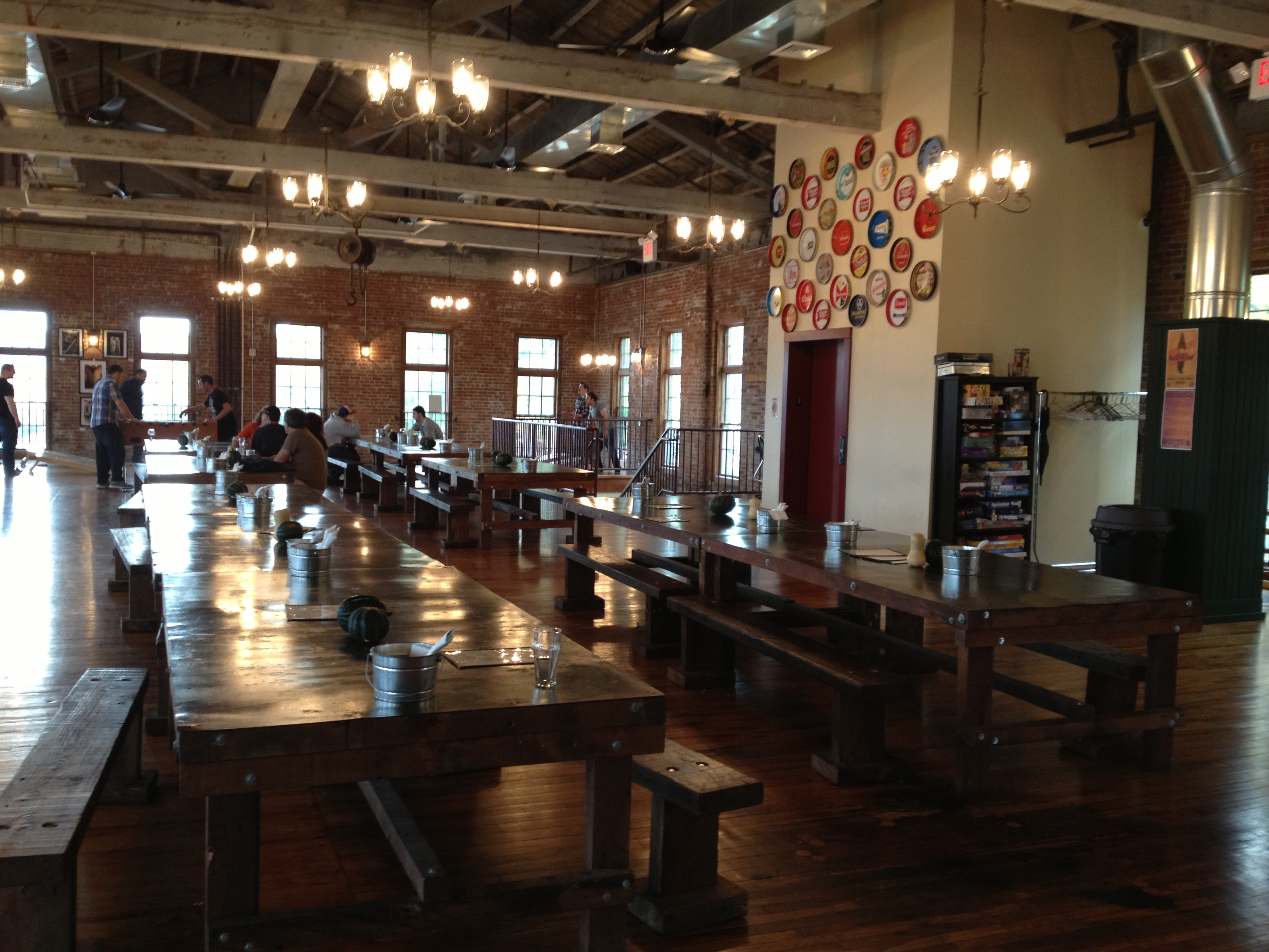 Newburgh Brewing Company S Tap Room