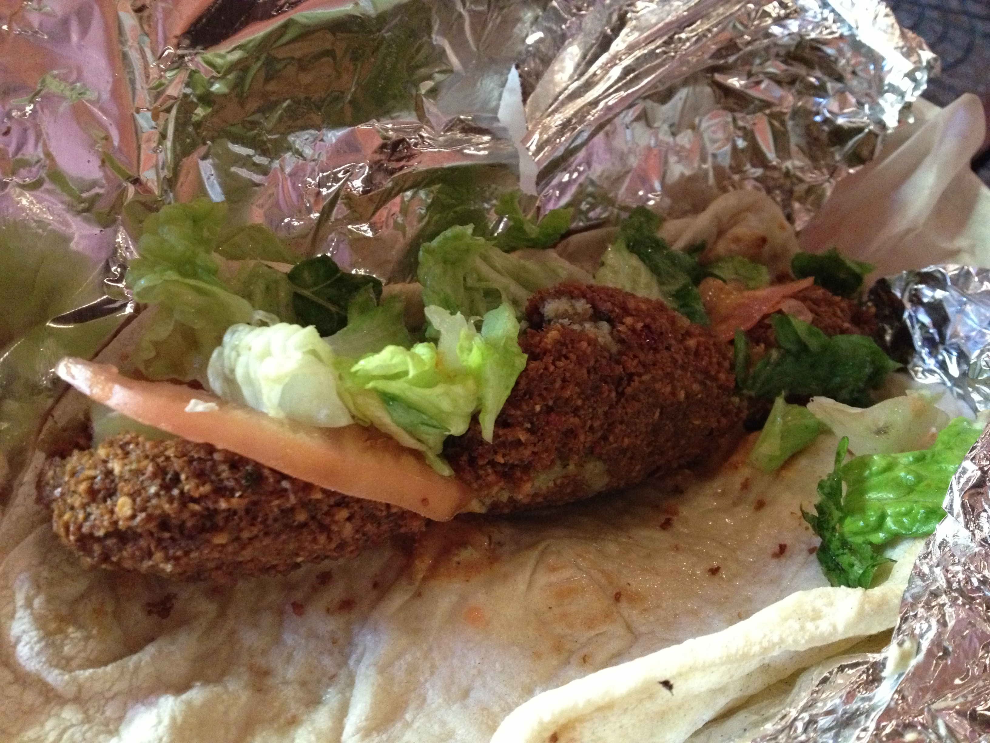 One Falafel to Rule Them All & FALAFEL REVIEW: Bedouin Tent | Eat This NY