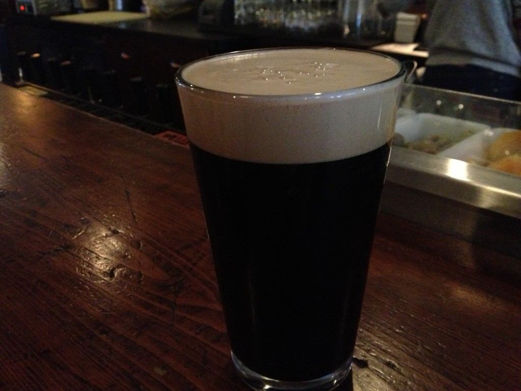 "Eric ""More Cowbell"" Chocolate Milk Stout at NOORMAN'S KIL from SINGLECUT BEERSMITHS"