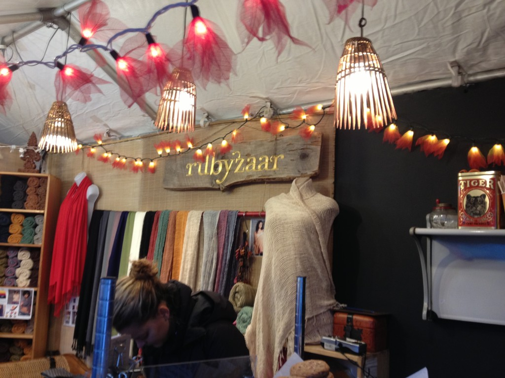 RUBYZAAR, Union Square Market, Thru Dec. 24