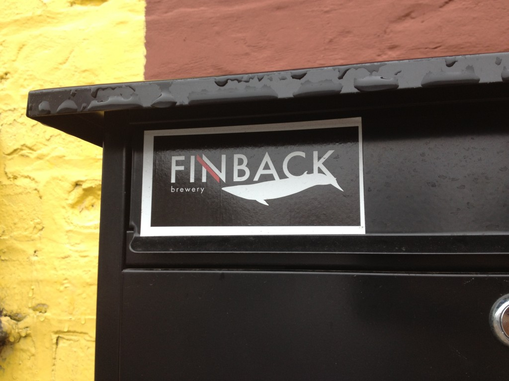 FINBACK BREWERY, 78-01 77th Avenue (at 78th Street), Glendale, Queens