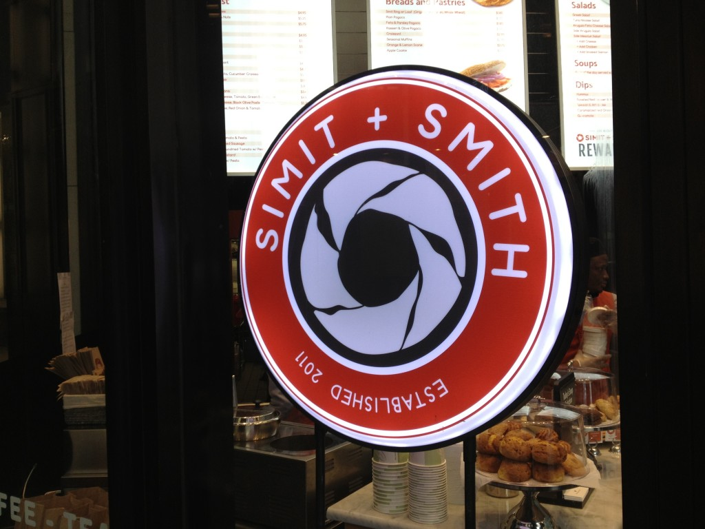 SIMIT + SMITH, 100 William Street (between John and Platt Street), Financial District