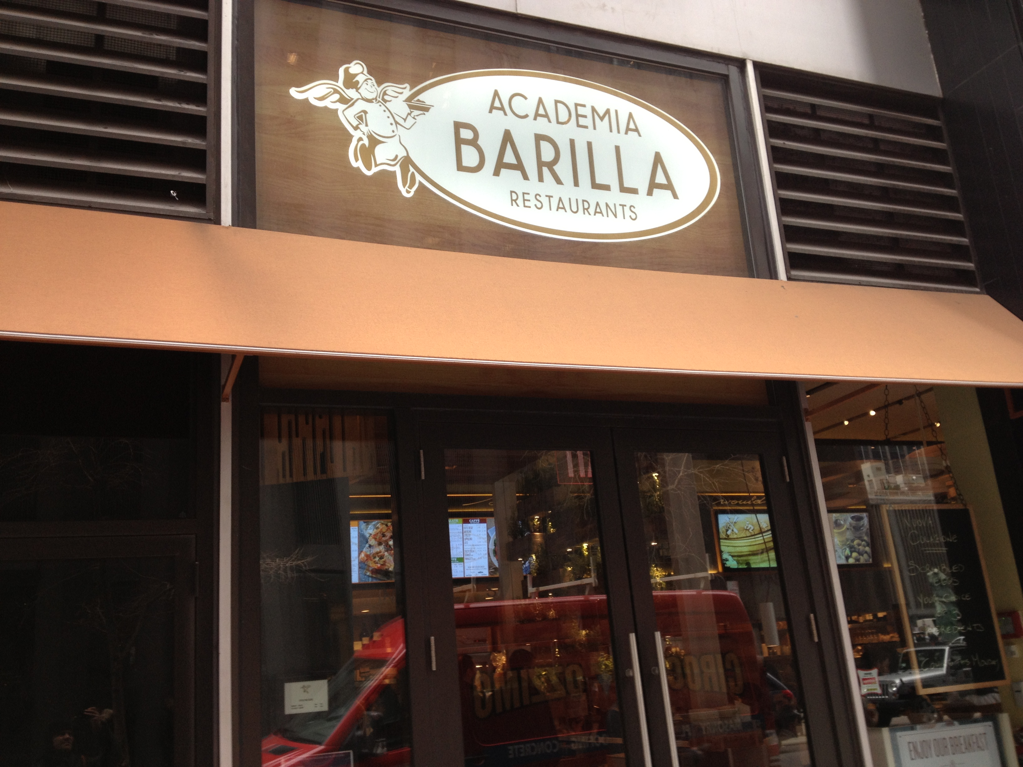 Academia Barilla S Grab Go Is Really Not That Terrible