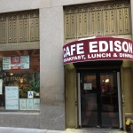 CORNED BEEF/PASTRAMI REVIEW: Cafe Edison