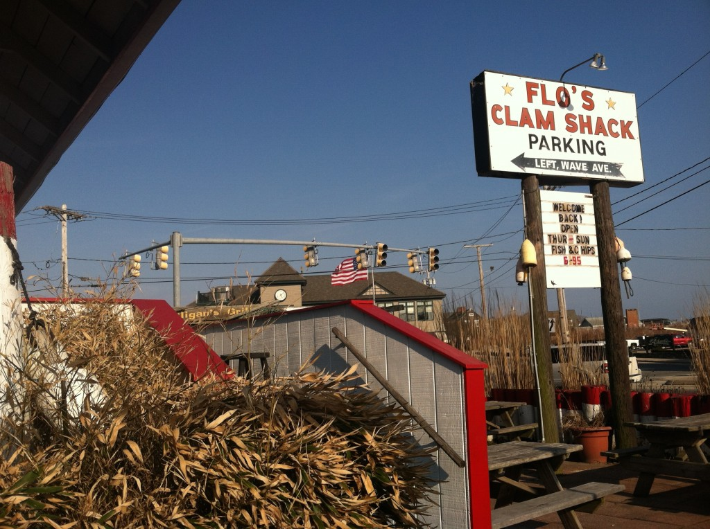 FLO'S CLAM SHACK, 4 Wave Avenue, Middletown, Rhode Island