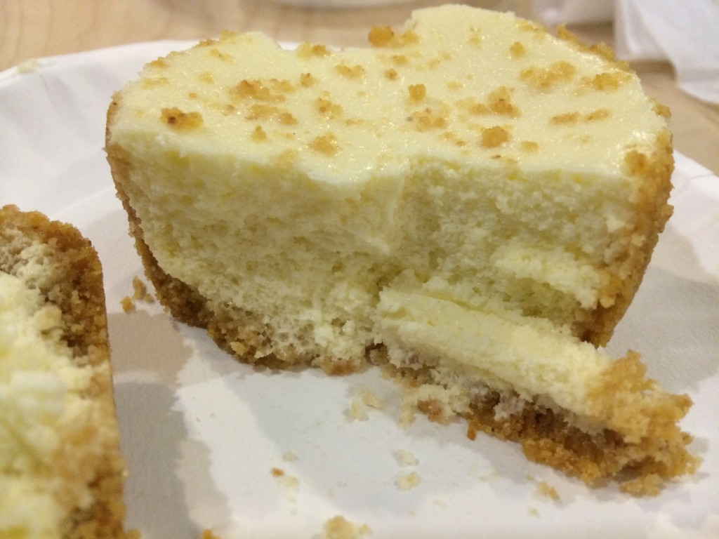 CHEESECAKE REVIEW: Eileen\'s Special Cheesecake | Eat This NY