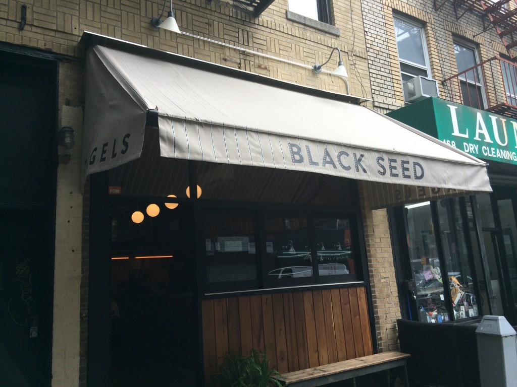 BLACK SEED BAGELS, 170 Elizabeth Street (between Spring and Kenmare Street), Nolita