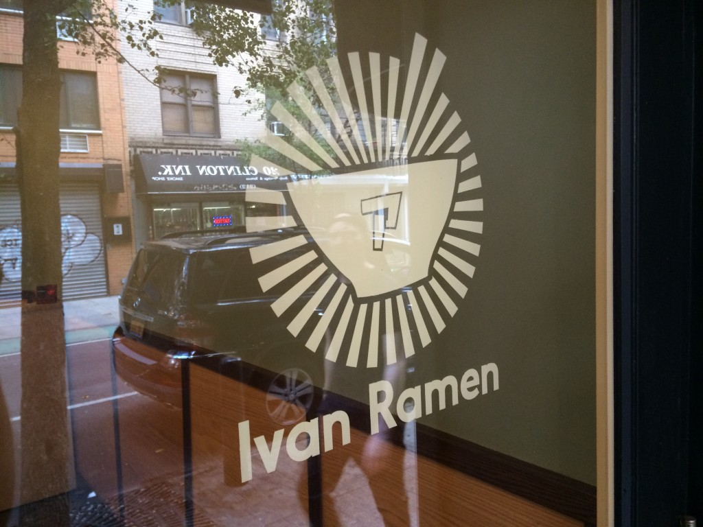 IVAN RAMEN, 25 Clinton Street (between East Houston Street and Stanton Street), Lower East Side