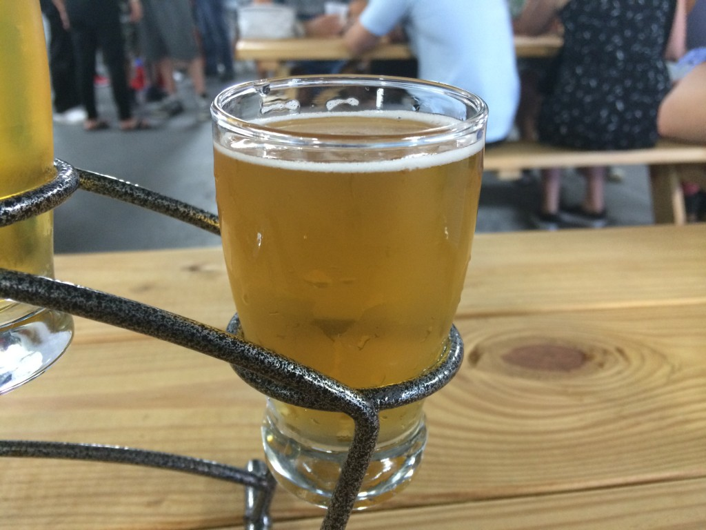 Pastime Summer Ale from FLAGSHHIP BREWERY