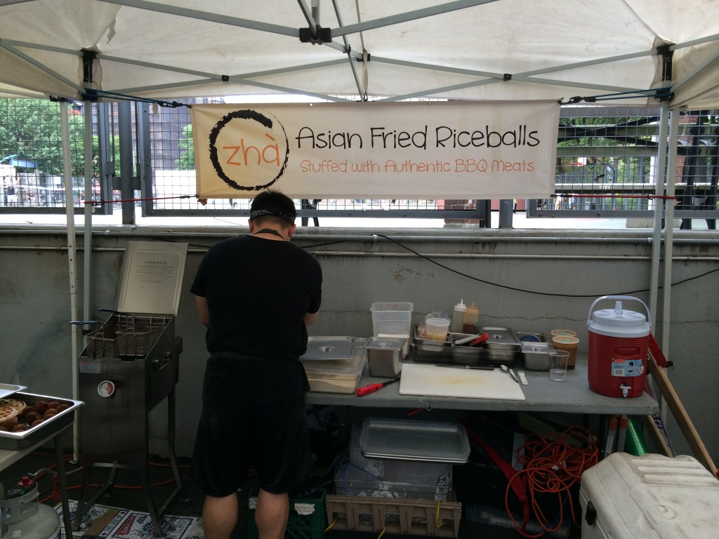 ZHÁ PAN ASIAN, Hester Street Fair, Lower East Side