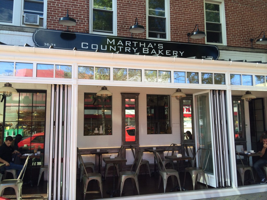MARTHA'S COUNTRY BAKERY, 3621 Ditmars Boulevard (at 37th Street), Astoria, Queens