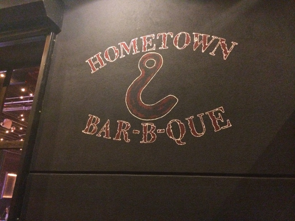 HOMETOWN BAR-B-QUE, 454 Van Brunt Street (at Reed Street), Red Hook, Brooklyn