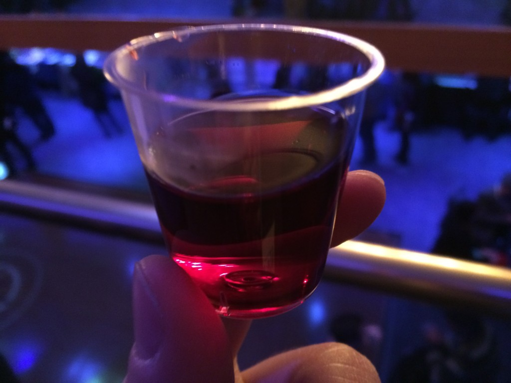 Hot Sorel at Village Voice's HOLIDAY SPIRITS