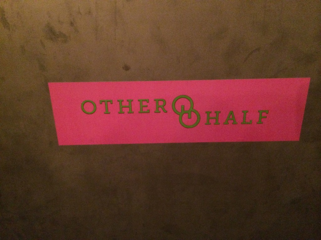 OTHER HALF BREWING COMPANY, 195 Centre Street (between Hamilton Avenue and Smith Street), Carroll Gardens, Brooklyn