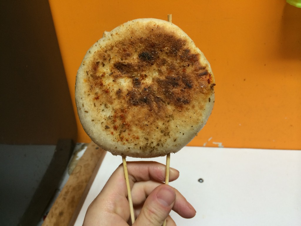 Griddle Pancake at TASTE OF NORTHERN CHINA