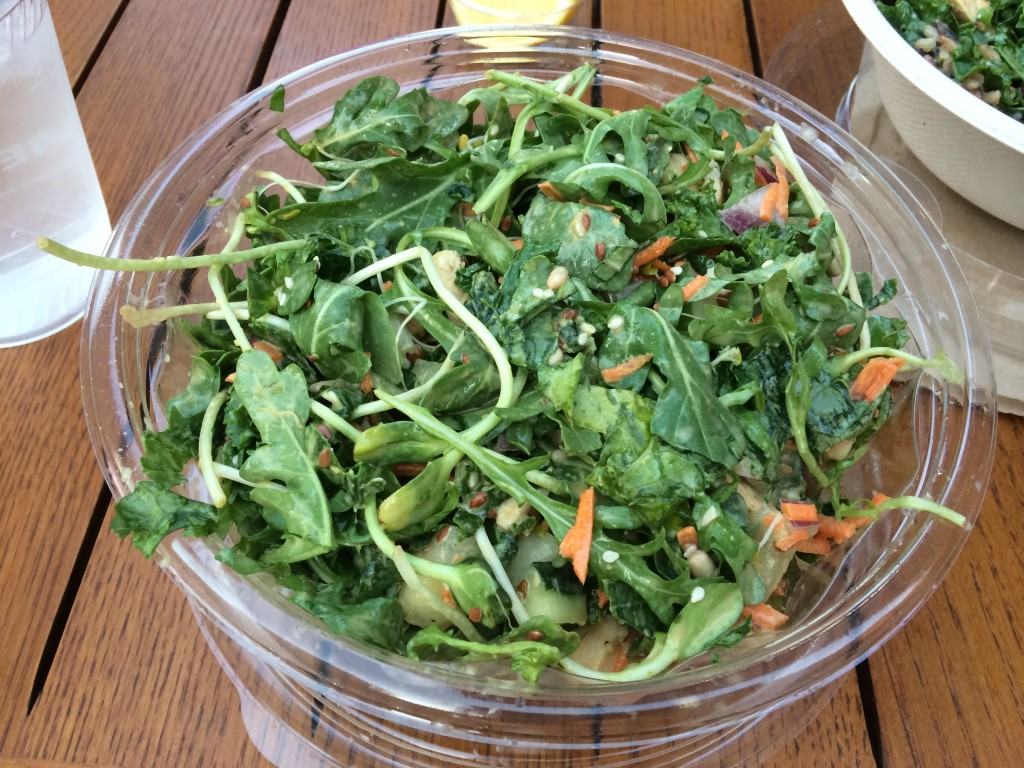 June Salad at SWEETGREEN