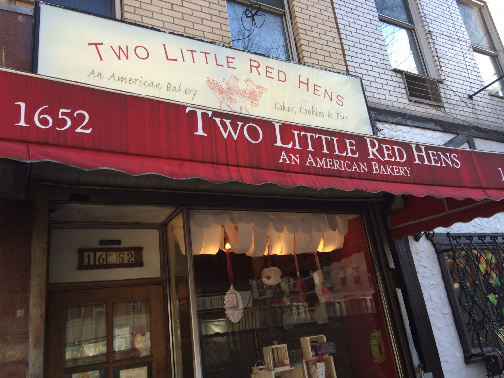 TWO LITTLE RED HENS, 1652 2nd Avenue (between East 85th and East 86th Street), Upper East Side