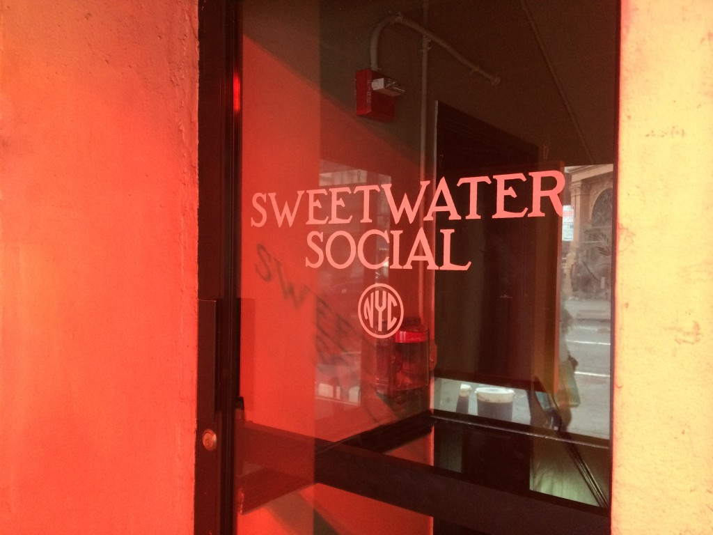 SWEETWATER SOCIAL, 643 Broadway (at Bleecker Street), Noho