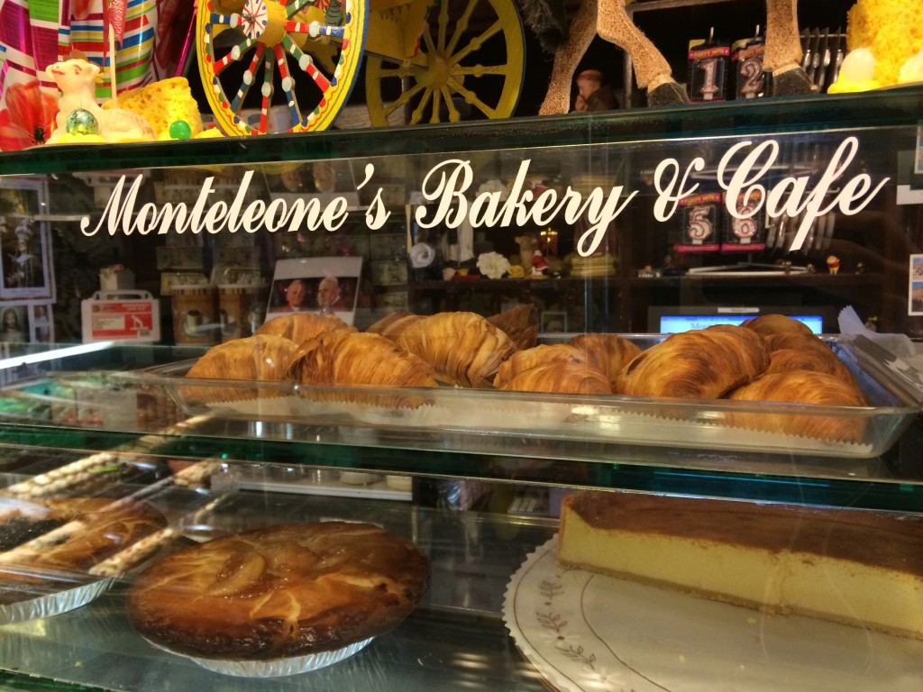 MONTELEONE'S BAKERY & CAFÉ, 355 Court Street (between Union and President Street), Carroll Gardens, Brooklyn