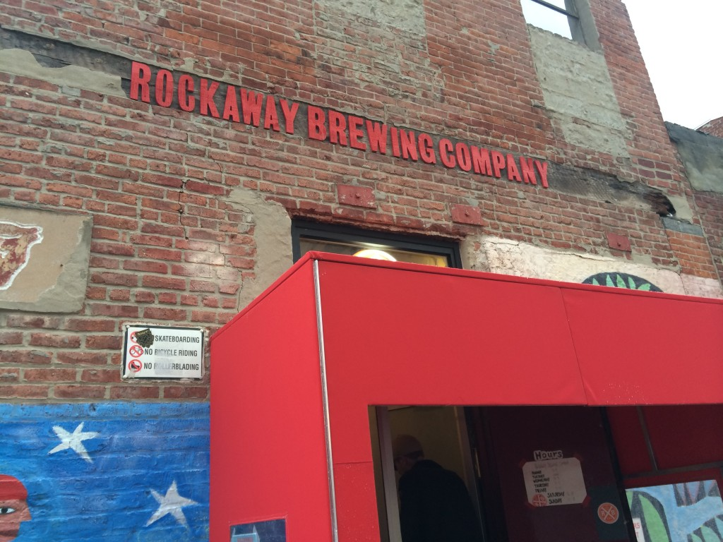 ROCKAWAY BREWING COMPANY, 46-01 5th Street (at 45th Avenue), Long Island City, Queens