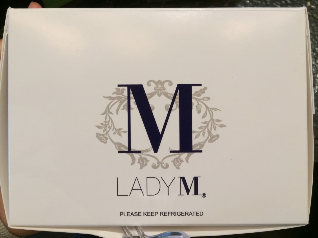 LADY M CAKE BOUTIQUE, 36 West 40th Street (between Fifth and Sixth Avenue), Midtown West
