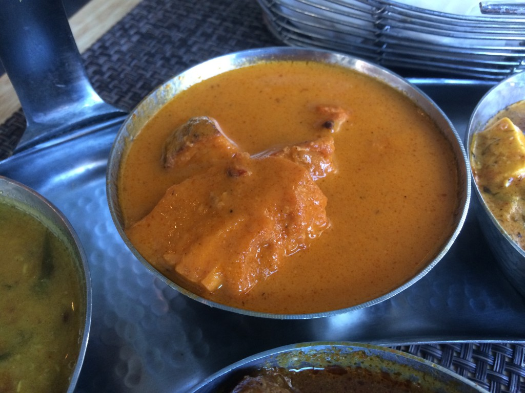 Butter Chicken at MOTI MAHAL DELUX