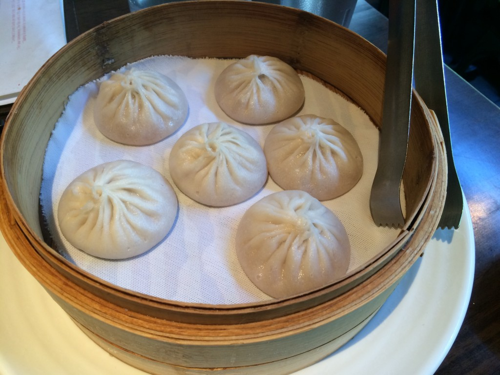 Kung Fu Xiao Long Bao at THE BAO