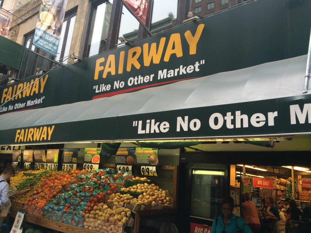 FAIRWAY MARKET, 2127 Broadway (at West 74th Street), Upper West Side