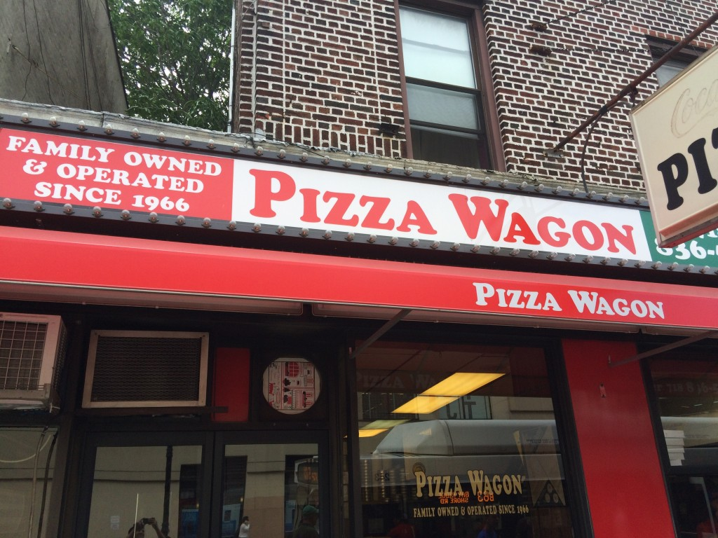 PIZZA WAGON, 8610 5th Avenue (between 86th and 87th Street), Bay Ridge, Brooklyn