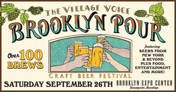 BROOKLYN POUR 2015