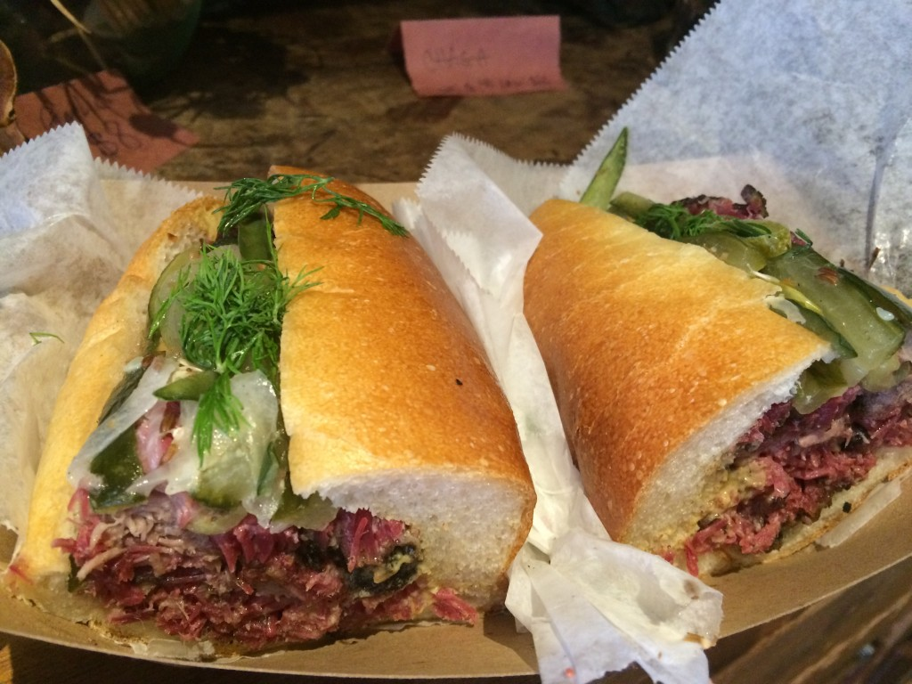 Pop's Pastrami at HARRY & IDA'S MEAT AND SUPPLY CO.