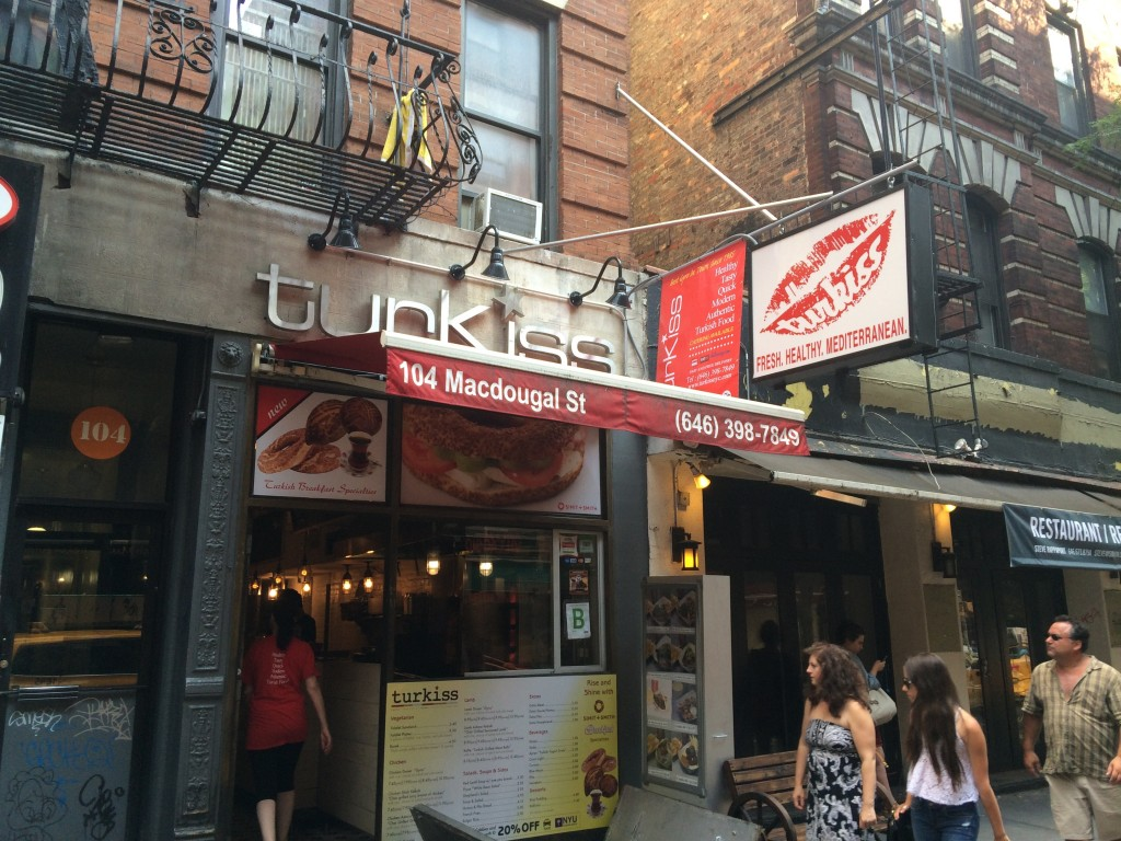 TURKISS, 104 Macdougal Street (between Bleecker and West 3rd Street), Greenwich Village