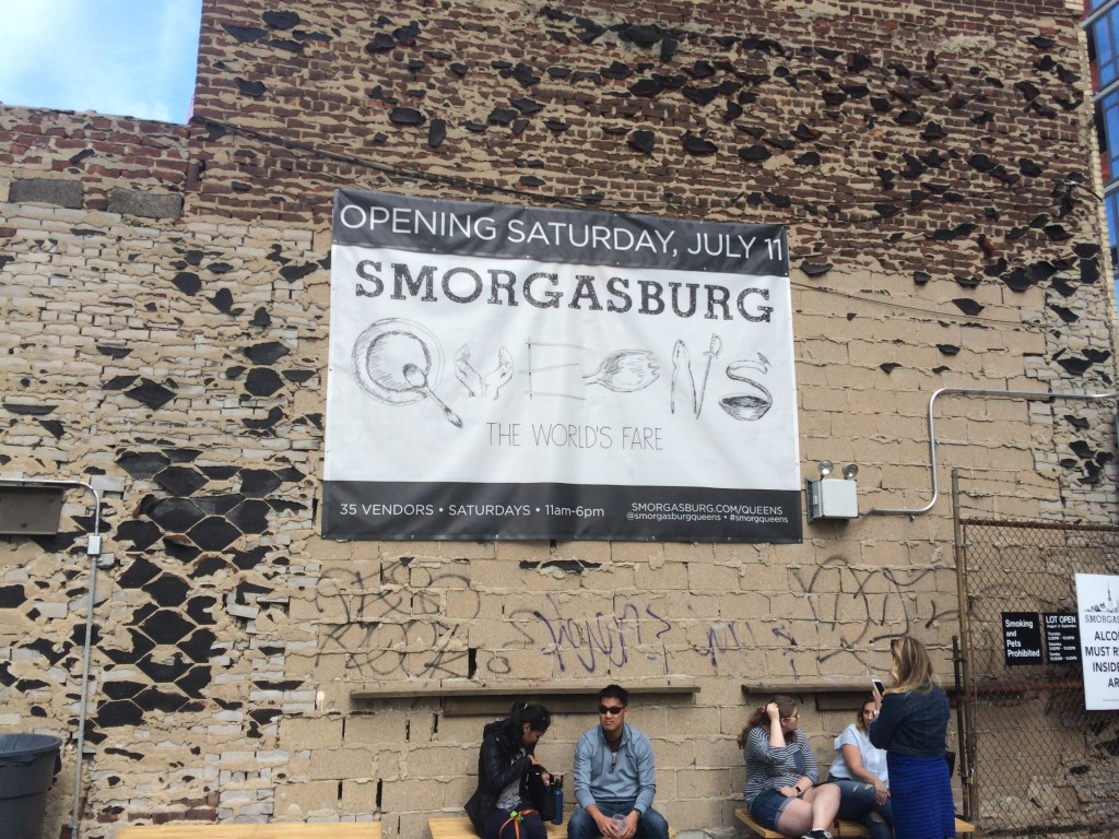 SMORGASBURG QUEENS, 43-29 Crescent Street (between 44th Road and 43rd Avenue), Long Island City, Queens